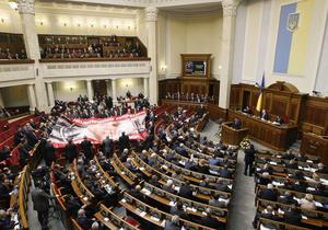 Партия регионов упрекнула БЮТ в нежелании принимать решения по Тимошенко