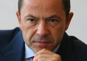 Тигипко заявил, что хотел бы возглавить Партию регионов