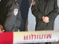 В Киеве задержали преступников, взорвавших автомобиль на стоянке в центре столицы