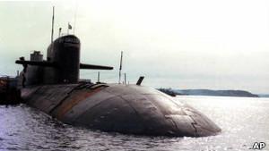 Индия получила российскую атомную подлодку