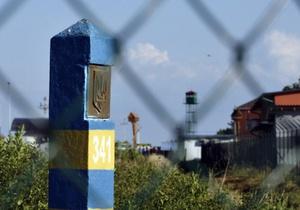 На время Пасхи на границах Украины с РФ, Беларусью и Молдовой откроют дополнительные пункты пропуска