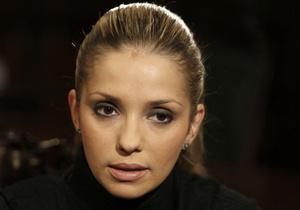 Дочь Тимошенко в Берлине призвала мировое сообщество оказать давление на Януковича