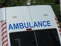 В Закарпатской области скорая помощь, в которой находилась роженица, попала в ДТП