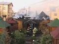 Пожар в Ивано-Франковске: во время взрыва в кафе погиб сотрудник МЧС