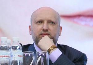 Штаб объединенной оппозиции возглавил Турчинов