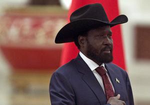 Президент Південного Судану заявив, що Хартум оголосив його країні війну