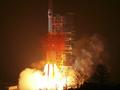 Китаю удалось вывести на орбиту два спутника одной ракетой