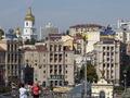 В центре Киева на Прорезной перекрыто движение на двое суток