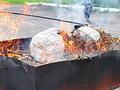 Во Львове сожгли 315 кг наркотиков стоимостью в миллион гривен