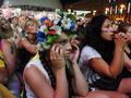 В преддверии концерта Элтона Джона киевская фан-зона полностью заполнена