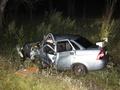В Запорожской области столкнулись два автомобиля: трое погибших