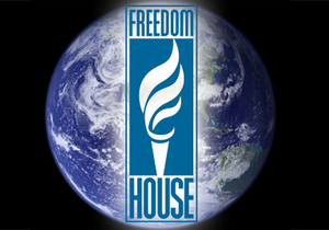 Is Freedom House's continued alarmist stance over Russia...