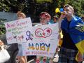 Защитники украинского языка отказались от шествия к Администрации Януковича