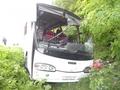 МЧС: Водитель разбившегося автобуса с российскими паломниками скорее всего уснул за рулем