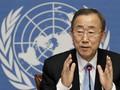 Генсек ООН призвал ускорить разработку договора о торговле оружием