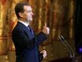 Медведев пожелал ПР успехов на выборах