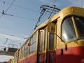 В Киеве столкнулись трамваи: восемь человек пострадали