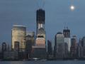 В Нью-Йорке в небоскребе, строящемся на месте ВТЦ, вспыхнул пожар