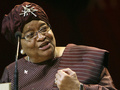 Президент Либерии в рамках борьбы с коррупцией лишила сына поста в Центробанке