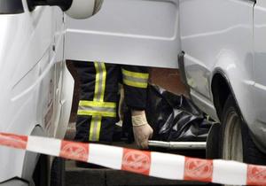 В аварии погиб офицер СБУ