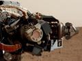 Кьюриосити передал NASA снимки с камеры манипулятора