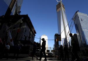 У Нью-Йорку проходить жалобна церемонія у пам'ять жертв теракту 9/11