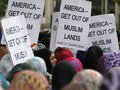 В Лондоне прошла демонстрация против скандального фильма о пророке Мухаммеде