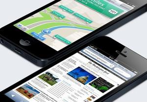 iPhone 5: Apple самостоятельно создала процессор А6
