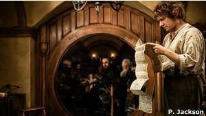 BBC: Прем'єра Гобіта буде королівською