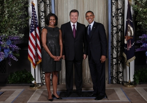 Янукович рассказал о встрече с Обамой