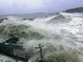 В Японии из-за тайфуна эвакуированы четыре тысячи человек. Без электричества остались более 300 тысяч домов