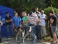 Жителям Симферополя предложили проехать на велосипеде Юлечка с кривым рулем