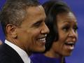 Барак и Мишель Обама отметили годовщину свадьбы в ресторане
