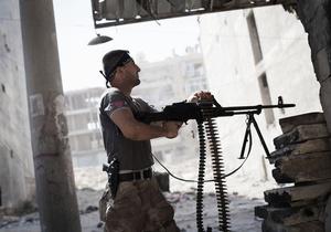 ТВ: Сирийские повстанцы взяли в плен двоюродного брата Башара Асада