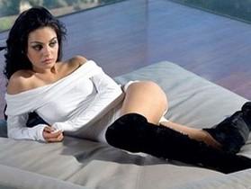 Esquire назвал самой сексуальной женщиной планеты актрису украинского происхождения Милу Кунис