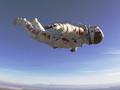 YouTube ведет прямую трансляцию рекордного прыжка парашютиста из стратосферы