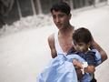 В Сирии около 50 человек погибли в результате авиаудара сирийских ВВС