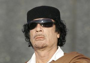 Сегодня - годовщина смерти Муамара Каддафи