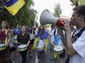 Суд освободил под подписку о невыезде подозреваемого в избиении милиционеров во время языковых протестов