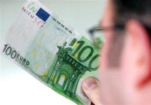 Курс евро нацбанка на сегодня