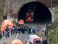 Число жертв обвала тоннеля в Японии растет. Причиной обрушения назвали ветхость оборудования