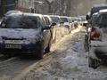 Столичная ГАИ просит киевлян не оставлять автомобили на обочине