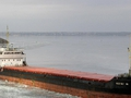 В Черном море затонул сухогруз с украинцами на борту
