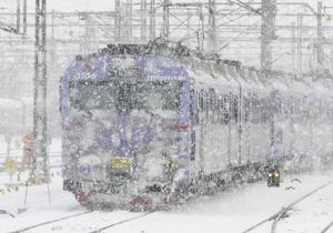 УЗ обнаружила 40-сантиметровый снеговой покров в Жмеринке | АР