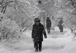 Новини України - Події України - У Закарпатті оголошено штормове попередження