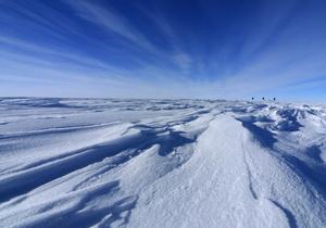 Крижаний покров Антарктики нагрівається майже вдвічі швидше, ніж передбачалося