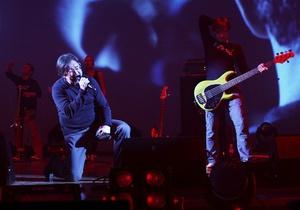 Новости шоу бизнеса и культуры - Новости музыки - ДДТ спели на украинском языке