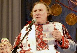 Россиянина Жерара Депардье будут судить за вождение в пьяном виде