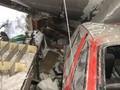 Возле Макеевки произошел взрыв, который разрушил три гаража
