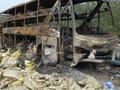 В Китае взорвался пассажирский автобус, погибли семь человек